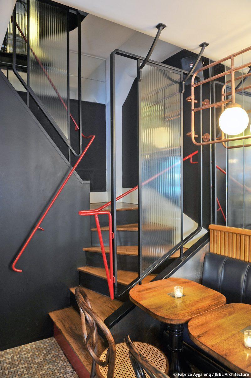 © JBBL Architecture – La Comète - Paris
