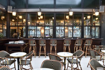© JBBL Architecture - Brasserie Barbès - Paris