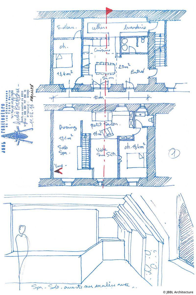 © JBBL Architecture - Lou Begue - Cantal