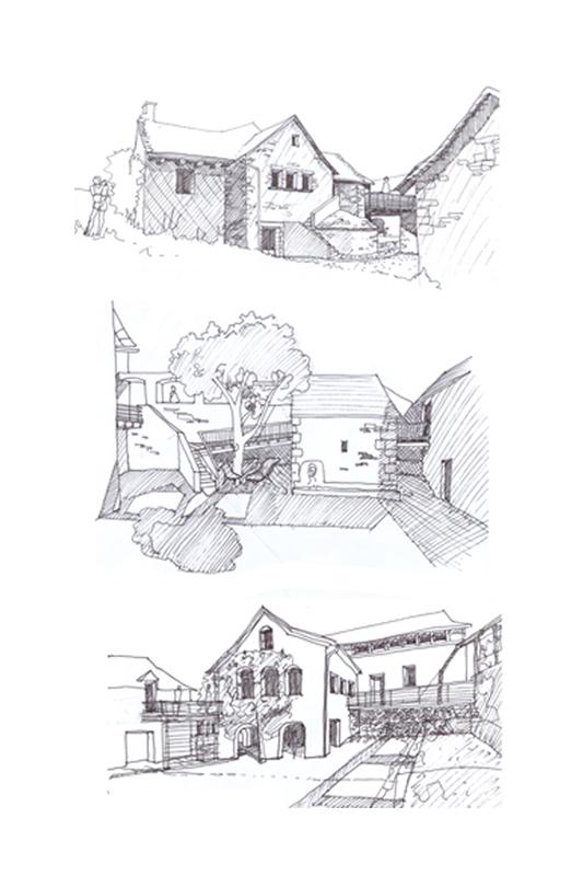© JBBL Architecture - Mas Del Rieu - Aveyron