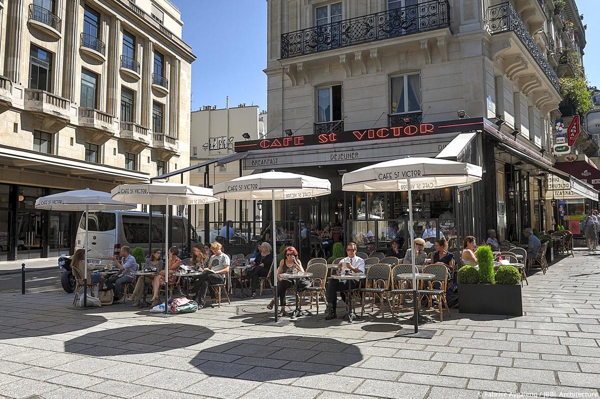 Cafe Victor Menu