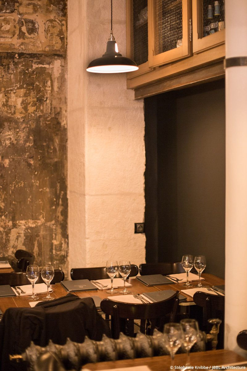 © JBBL Architecture - Casa Cosa - Paris
