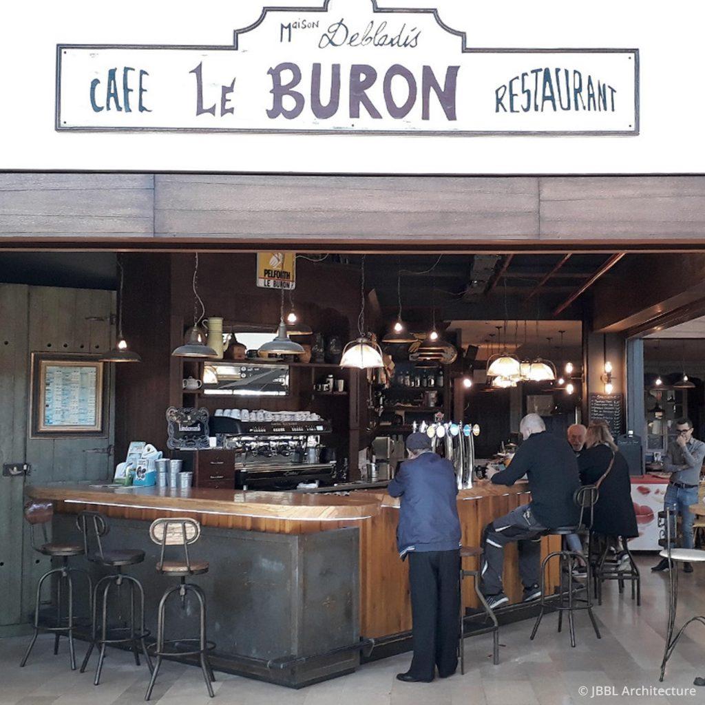 © JBBL Architecture – Le Buron - Ormesson-sur-Marne