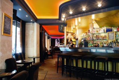 © JBBL Architecture - Folie's Café - Paris