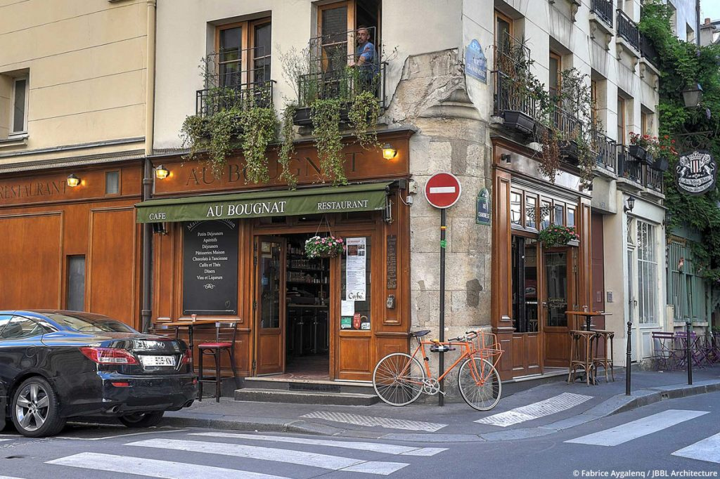 © JBBL Architecture – Au Bougnat - Paris