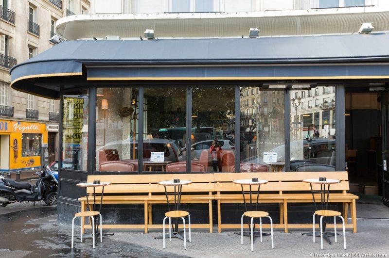 © JBBL Architecture – Les Vedettes - Paris