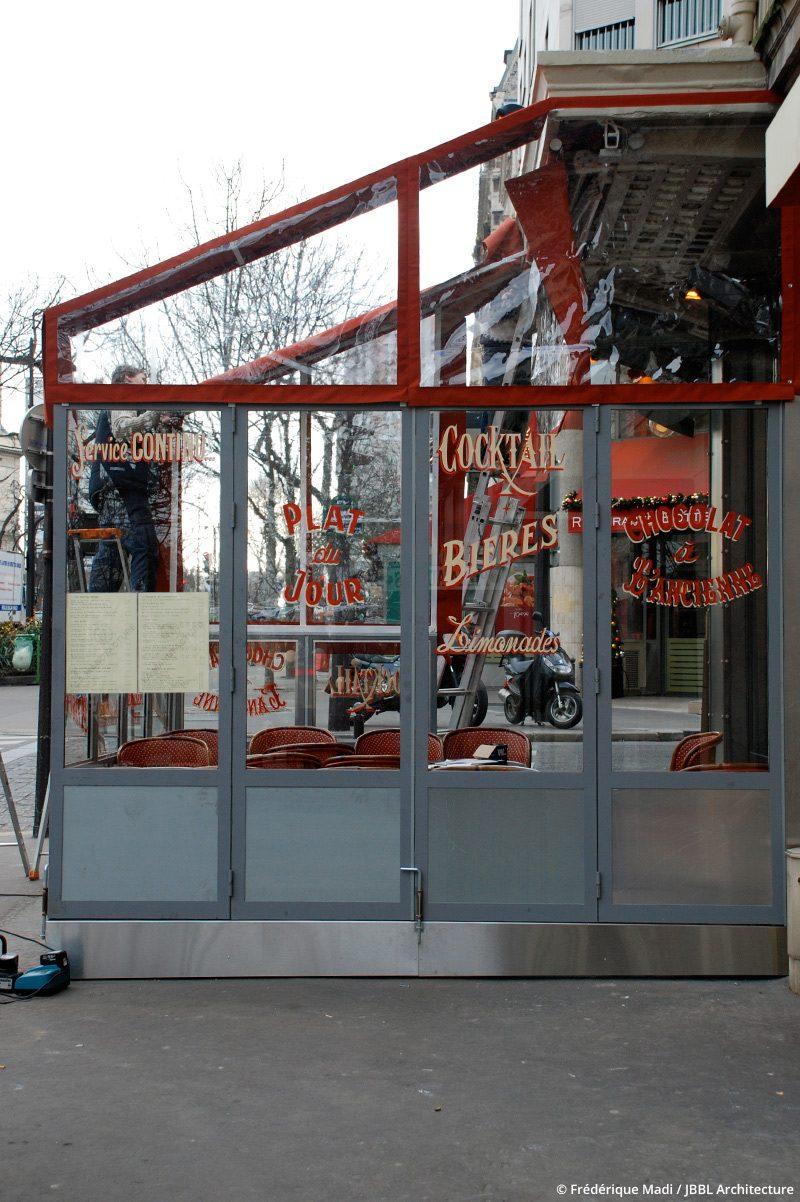 © JBBL Architecture - La Manufacture - Paris