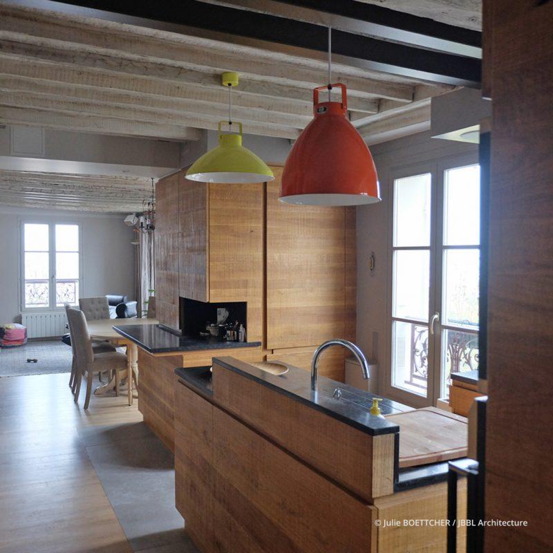© JBBL Architecture – KIS / Calvaire - Paris