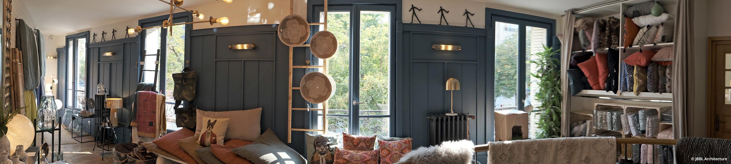 © JBBL Architecture – Monsieur Madame - Paris